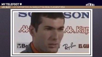 MyTELEFOOT - Le Buzz : Zidane pour le Barça, Shakira et la blague d'Alaba