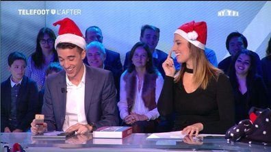 Téléfoot, l'After : Les cadeaux de Noël spécial FOOT