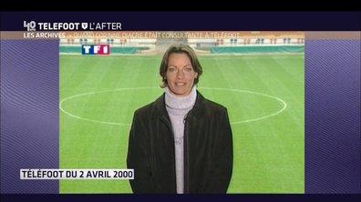 Téléfoot, l'After - Quand Corinne Diacre était consultante pour Téléfoot