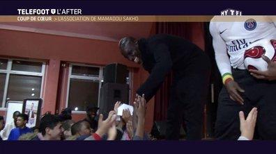 Téléfoot, l'After - Coup de coeur: l'association de Mamadou Sakho