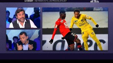 Téléfoot, l'After - Le débat : Neymar est-il un provocateur