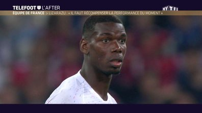 Téléfoot, l'After - Le débat Pogba