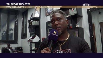 Téléfoot, l'After - Découvrez le coiffeur de Pierre-Emerick Aubameyang