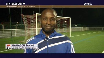 MyTELEFOOT - Découvrez un Mamadou Sakho insolite...