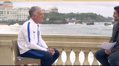 Deschamps par Lizarazu : l'interview intégrale - Partie 1