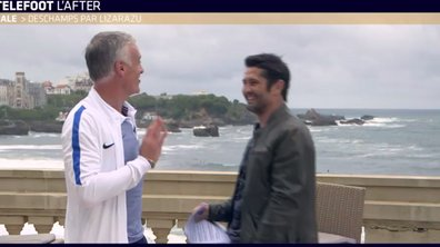 Deschamps par Lizarazu : l'interview intégrale - Partie 2