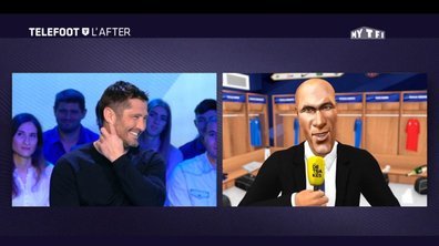 Téléfoot, l'After - Les Détrakés : La question de Zizou à Liza