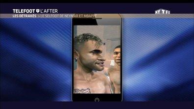 Téléfoot, l'After - Les détrakés : le Selfoot de Neymar et Mbappé