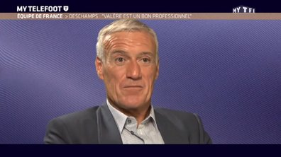 MyTELEFOOT - Didier Deschamps souhaite-t-il convoquer Valère Germain en Equipe de France ?