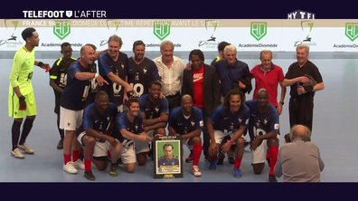 Téléfoot, l'After - La Diomède Cup, ultime répétition avant le 12 juin