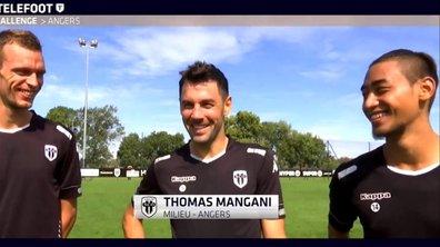 MyTELEFOOT - Dizzy penalty challenge : avec les joueurs d'Angers