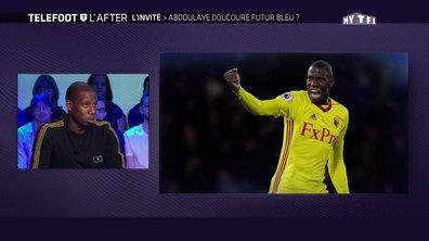"""Téléfoot, l'After - Doucouré: """"J'ai envie de jouer pour l'équipe de France"""""""
