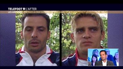 Téléfoot, l'After - Le face à face Giuly-Rothen de 2004