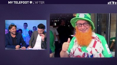 MyTELEFOOT L'After - François Hollande supporter de l'Irlande ?