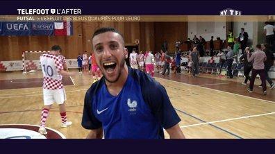 Téléfoot, l'After - Futsal : L'exploit des Bleus qualifiés pour l'Euro