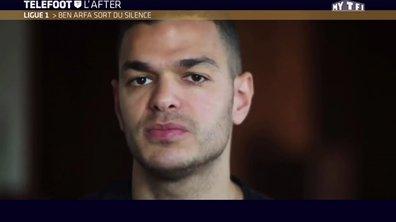 Téléfoot, l'After - Hatem Ben Arfa fait passer un message au PSG