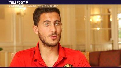 """Hazard : """"Je suis parti de Lille en héros, je partirai de Chelsea en star"""""""