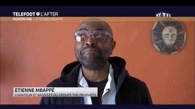 Téléfoot, l'After - Homonyme : Etienne Mbappé