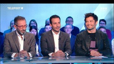 Téléfoot, l'After : Ingla, Lizarazu et Giuly pronostiquent PSG-FC Barcelone ?