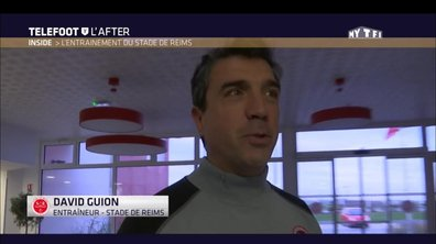Téléfoot, l'After - Inside : L'entraînement du Stade de Reims