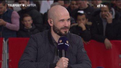 """Téléfoot, l'After - Jallet : """"Favre, une chance pour les jeunes"""""""