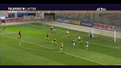 Téléfoot, l'After - Le Buzz : Un improbable but contre son camp