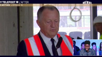 MyTELEFOOT L'After - Les Mythos : Aulas et Deschamps