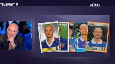 MyTELEFOOT – L'Equipe de France pour l'Euro 2016 selon l'album Panini