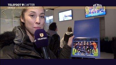 Téléfoot, l'After - L'Escape game du PSG
