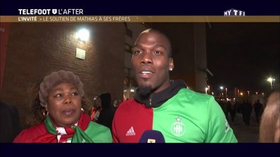 Téléfoot, l'After - L'invité : Le soutien de Mathias Pogba à ses frères