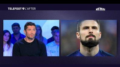 Téléfoot, l'After - Lizarazu et le rôle de Giroud