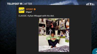 Téléfoot, l'After - Mbappé dans les tweets de la semaine