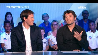 Téléfoot, l'After – La minute basque : Les relations joueurs/entraîneurs
