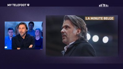 MyTELEFOOT – La minute belge