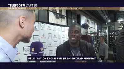 "Téléfoot, l'After - Coupe du monde - Blaise Matuidi : ""J'espère qu'on fera de grandes choses"""
