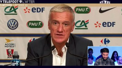 MyTELEFOOT L'After - Les Mythos : Pape Diouf, JMA, Deschamps