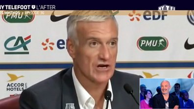 MyTELEFOOT L'After - Les Mythos parodient Deschamps, Thauvin et Puel