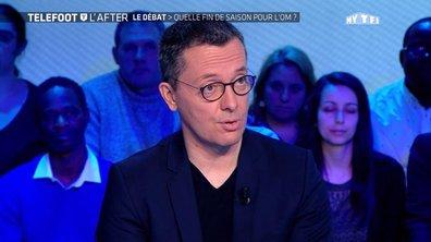 """OM - Eyraud : """"Donner le maximum pour être toujours vivant en Ligue Europa"""""""
