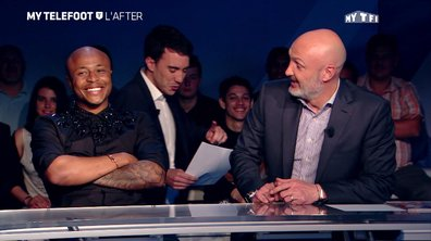 MyTELEFOOT L'After - Le Oui-Non avec André Ayew