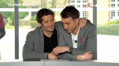 Téléfoot, l'After - Le Oui/Non France 98 de Lizarazu