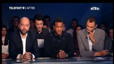 Téléfoot, l'After - Le Oui-Non avec Gérard Lopez et Alassane Pléa