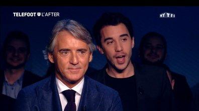 Téléfoot, l'After - Le Oui-Non avec Roberto Mancini