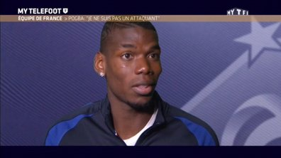 MyTELEFOOT L'After - Paul Pogba a un message pour vous