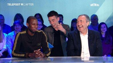 """Téléfoot, l'After - """"Tu préfères ?"""" avec Abdoulaye Doucouré"""
