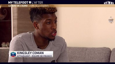 MyTELEFOOT L'After - Le Quiz de l'Euro avec Kingsley Coman