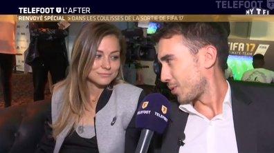 Téléfoot, l'After – Le Renvoyé Special à la soirée de lancement FIFA 17