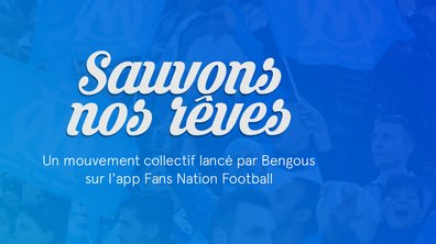 MyTELEFOOT L'After - Sauvons nos rêves, l'initiative des supporteurs de l'OM