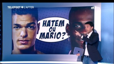 Téléfoot, l'After - Qui a dit : Ben Arfa ou Balotelli ?