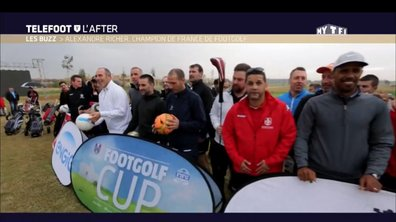 Téléfoot, l'After - Le Buzz : Le footgolf