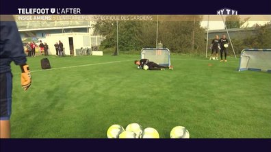 Téléfoot, l'After - Inside Amiens : L'entraînement spécifique des gardiens